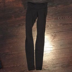 Lululemon black leggings- 2